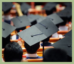 direct mail for colleges, universities