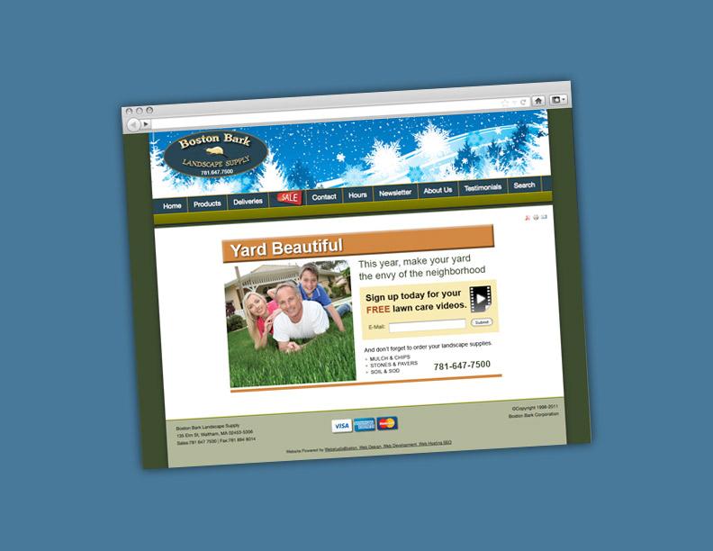 Custom Landing Page Writing Service