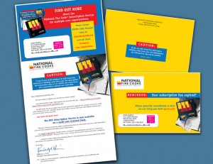 order generation mailers