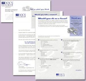 Marketing Survey Mailer