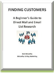 kindle ebook on mailing list research