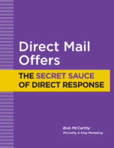 Direct Mail Offers