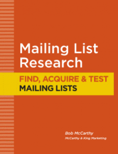 Mailing List Research - cover thumb