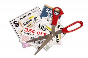 coupons in print advertising